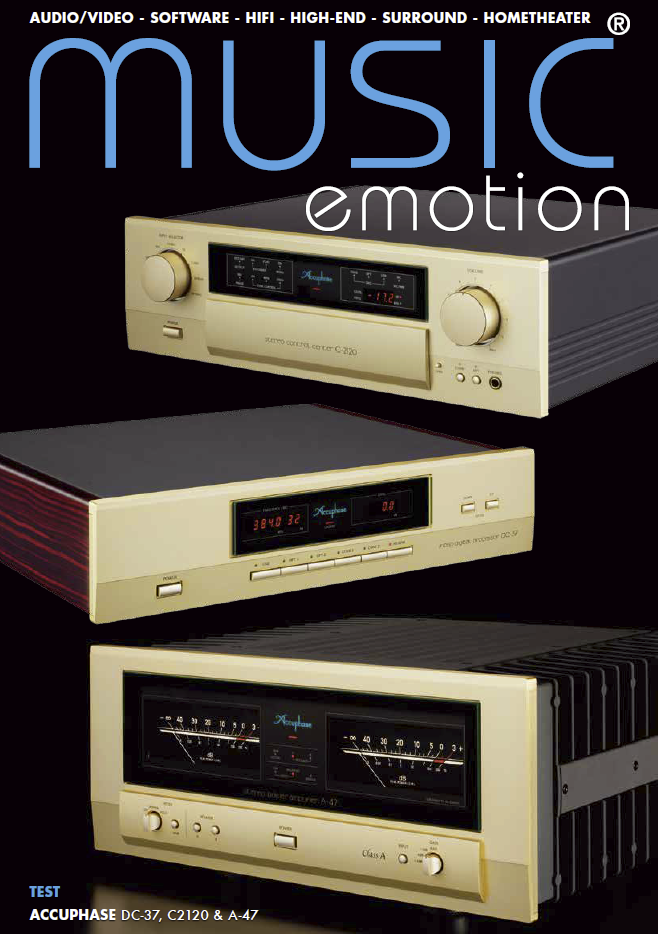 Accuphase ME