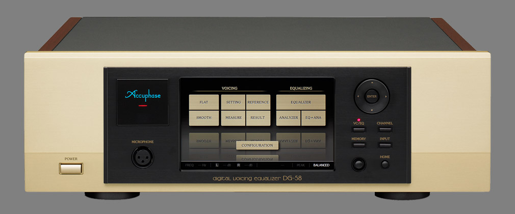 Accuphase DG-58 Equalizer