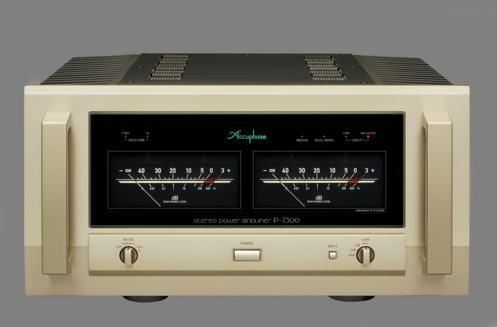 Accuphase P-7300 stereo eindversterker